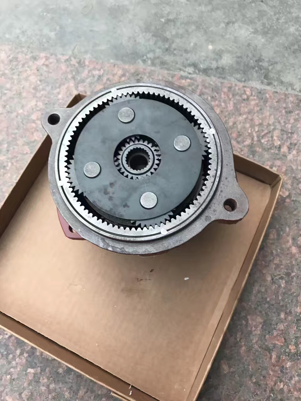 Yuchai 35 rotary speed reducer