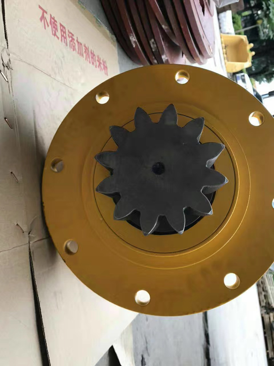 Yuchai 85 rotary speed reducer