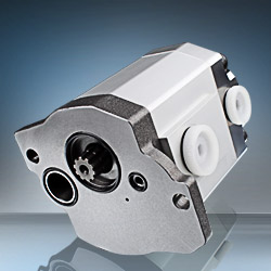 Gear pump series